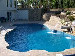 all fiberglass pool gallery images tulsa ok