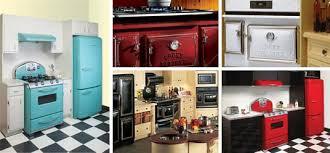 Retro Kitchens Retro Kitchen Appliance Designs Cool Cliche Or Kitsch