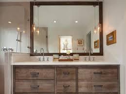 home decor reclaimed wood bathroom vanity ceiling mounted vanity