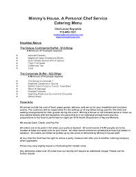 resume examples for chefs cover letter personal chef resume personal chef resume templates cover letter continental chef resume sample continentalpersonal chef resume extra medium size