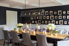 Dining Room Table Decorating Ideas Pictures 15 Ways To Dress Up Your Dining Room Walls Hgtv U0027s Decorating