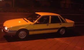 1987 holden commodore vl sl boostcruising