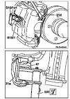 Retirer plaquettes freins avant W210 - Mécanique / Electronique ...