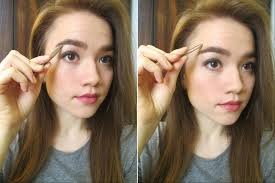 common eyebrow shaping mistakes you u0027re making and how to fix them
