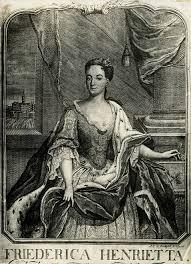 Frederica Henriette of Anhalt-Bernburg