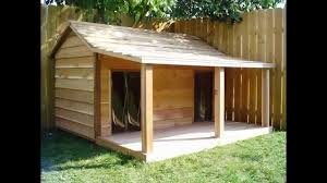 Blueprints To Build A House by Modern Creative Dog House Design Plans Comfort For Dogs Youtube