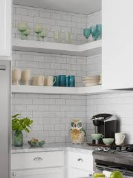 Ideas For A Small Kitchen Space by Small Space Kitchen Remodel Hgtv