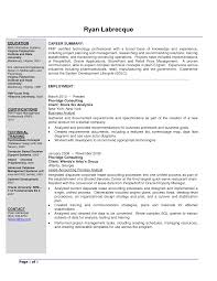 Systems Consultant Sample Resume desk attendant cover letter