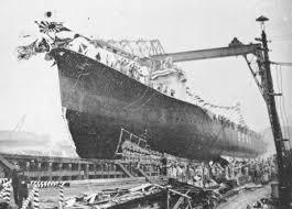 Japanese destroyer Minegumo