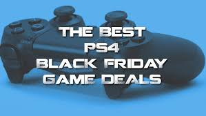 black friday deals on ps4 top 5 best ps4 black friday deals