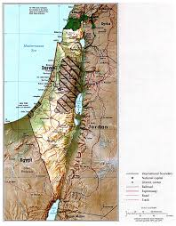 Large Map Of Florida by Maps Of Israel Detailed Map Of Israel In English Tourist Map