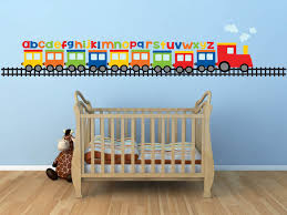Baby Room Wall Murals by Train Wall Decals Ihsanudin Com