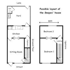 Downing Street Floor Plan Spinner U0027s End