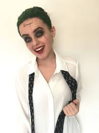 Joker Nurse Costume Halloween 25 Joker Halloween Makeup Ideas