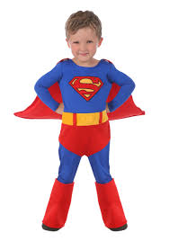 12 18 Month Halloween Costumes Child Cuddly Superman Costume