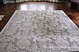 Yellow And Gray Living Room Rugs Serendipity Refined Blog Gray And Ivory Dining Room Area Rug