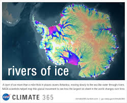 Time Change Map Climate Change Climate Resource Center Graphic Rivers Of Ice