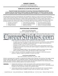 General Sample Resume Accounting Resume Skills Summary Novel Study For The Outsiders