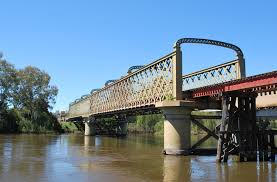 Murray River railway bridge, Albury–Wodonga
