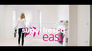 how to wallpaper with superfresco easy youtube
