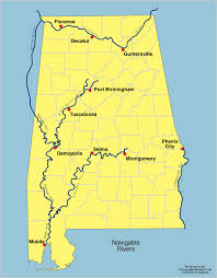 Map For United States by Alabama Outline Maps And Map Links