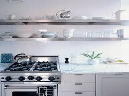 Shelf Kitchen Cabinet Kitchen Interior Furnitures European Light Green Kitchen