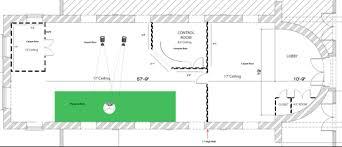 Recording Studio Floor Plans Studio Specs Live Video U0026 Television Production Crucial