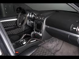 Porsche Cayenne Inside - 2007 topcar advantage gt porsche cayenne interior 1920x1440