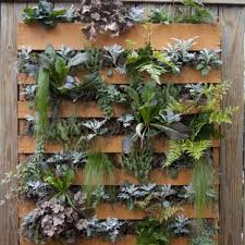 Outdoor Wall Planters by Large Outdoor Wall Art Uk Add A Special Touch Large Outdoor Wall
