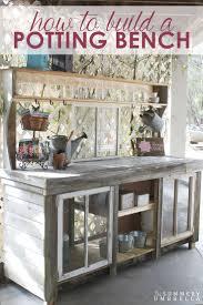 140 best garden sheds u0026 potting benches images on pinterest