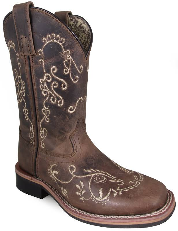 Smoky Mountain Youth Marilyn Brown Boots 6.5