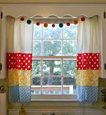 vintage retro 50 u0027s kitchen curtains adorable vintage kitchen