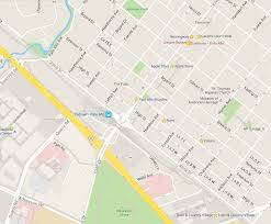 Stanford Shopping Center Map Best Stores In Downtown Palo Alto Holiday Shopping Tips