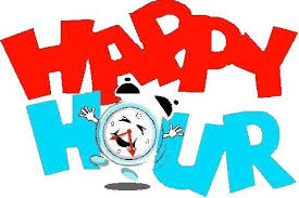 1/2 price Happy Hour - happy-hour