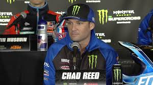 motocross news james stewart chad reed on the absence of james stewart in 2017 anaheim 1