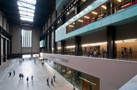 Tate Modern Floor Plan Ad Classics The Tate Modern Herzog U0026 De Meuron Archdaily