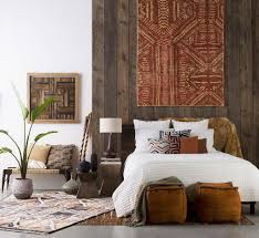 most african decor you find today mixes comfortably with any