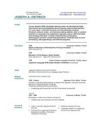 Best Resume Format For College Students by Free Resume Examples Resume Examples Creative Free Resume