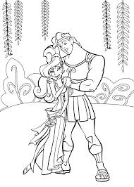 hercules coloring pages for kids printable free coloring pages