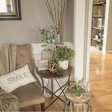 Best  Decorating End Tables Ideas On Pinterest Foyer Table - Living room side table decorations