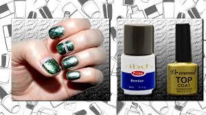 gel u0026 stamping nail design ibd bonder no wipe top coat haul