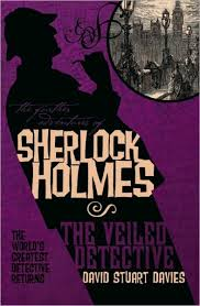 THE VEILED DETECTIVE (couverture)