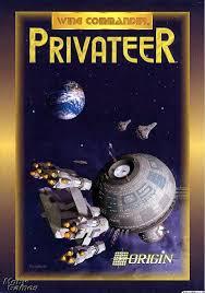 Pudełko gry Wing Commander: Privateer
