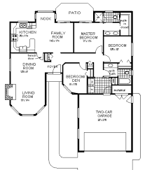 ranch style house plan 3 beds 2 00 baths 1450 sq ft plan 18 107