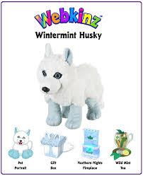 australian shepherd webkinz wintermint husky revealed webkinz pets pinterest