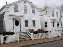 Nantucket Style Homes by Historic Greek Revival Houses On Nantucket Vacation Homes On