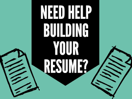 Build an Awesome Resume    Career Center