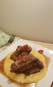 pressure cooker red wine braised short ribs goyisha style this