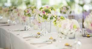composition florale haute déco mariage les règles pour un centre de table réussi