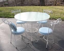 outdoor u0026 garden small wrought iron patio furniture featuring